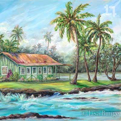 Eva Parker Woods Cottage